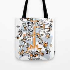 game grumps Tote Bag