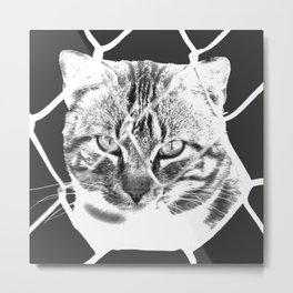 freedom for animals Metal Print