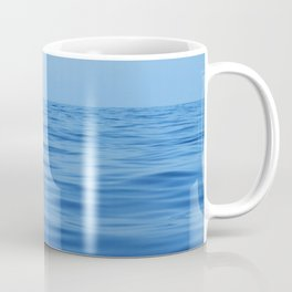 Spotted dolphin jumping in the Atlantic ocean Coffee Mug