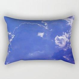 Clouds over Baden-Wurttemberg Rectangular Pillow
