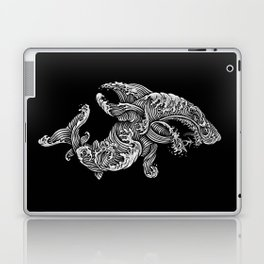 the Shark Laptop & iPad Skin