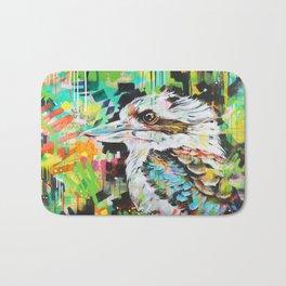 Serious Business [Kookaburra] Bath Mat