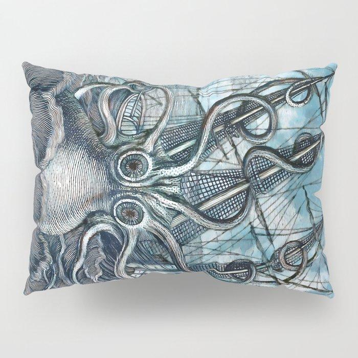Sea Monster Pillow Sham