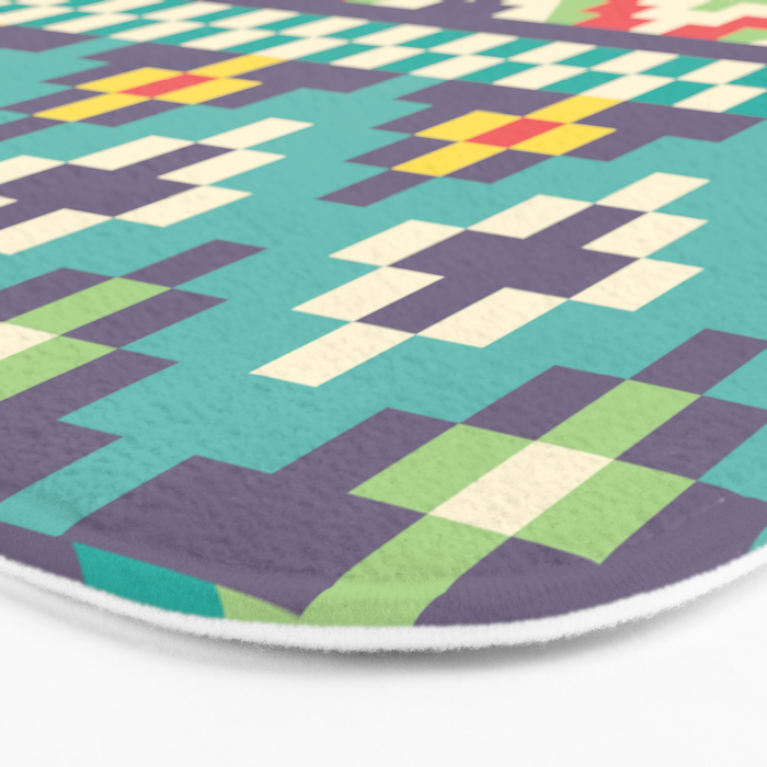 Ultimate Navaho Bath Mat