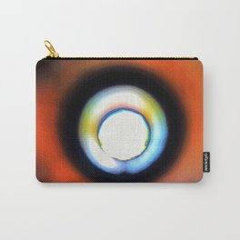 Through the Peephole Carry-All Pouch