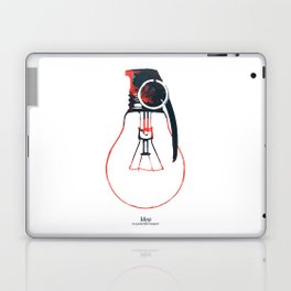 Idea Bomb (2) Laptop & iPad Skin