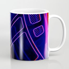 Star Tours Waiting Line Display - Edited Coffee Mug