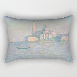 The Church of San Giorgio Maggiore, Venice Rectangular Pillow