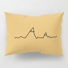 held Pillow Sham