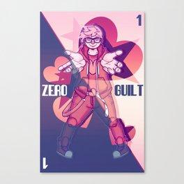 Star Bright ZG Canvas Print