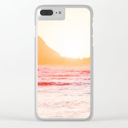 Hawaii #decor #buyart #society6 Clear iPhone Case
