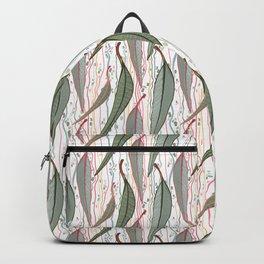 Bush Eucalyptus Pattern Backpack