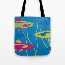 Charlie's Fish Tote Bag
