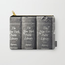 Reference Department Carry-All Pouch