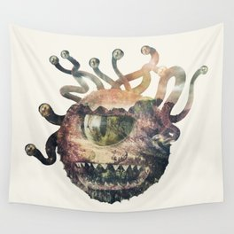 Beholder Wall Tapestry