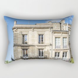 Old building in  Bordeaux Rectangular Pillow