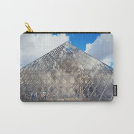 glass pyramid Carry-All Pouch