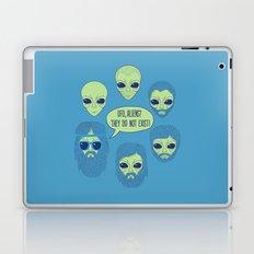aliens Laptop & iPad Skin