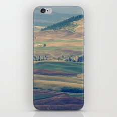The Palouse iPhone & iPod Skin
