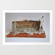 Fair Trade? #2 Art Print
