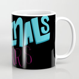 Criminals and Liars Coffee Mug