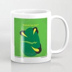 No047 My Jurasic Park minimal movie poster Coffee Mug