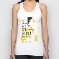 islam Tank Tops featuring IGNS poster design by Matthew Billington