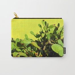 Cactus fruit & yellow Carry-All Pouch