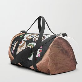 K'AL: Raise up: Black and Indigenous Lives by Musah Swallah & Frida Larios Duffle Bag
