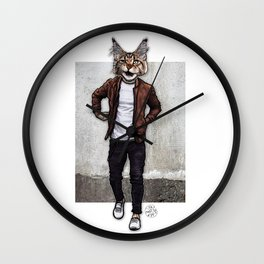 The Dave I Know, Cool Cat Wall Clock
