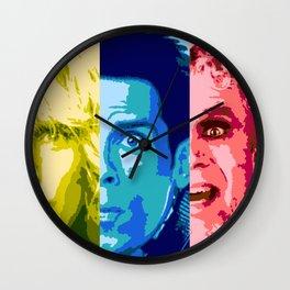 Zoo Pop Wall Clock