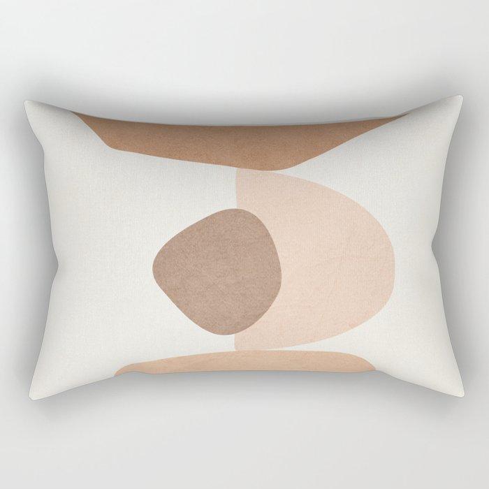 Balancing Elements II Rectangular Pillow