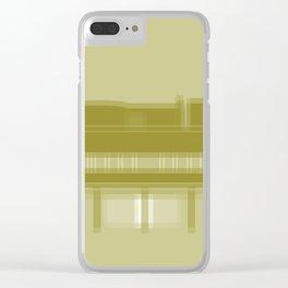 Savoye! Clear iPhone Case