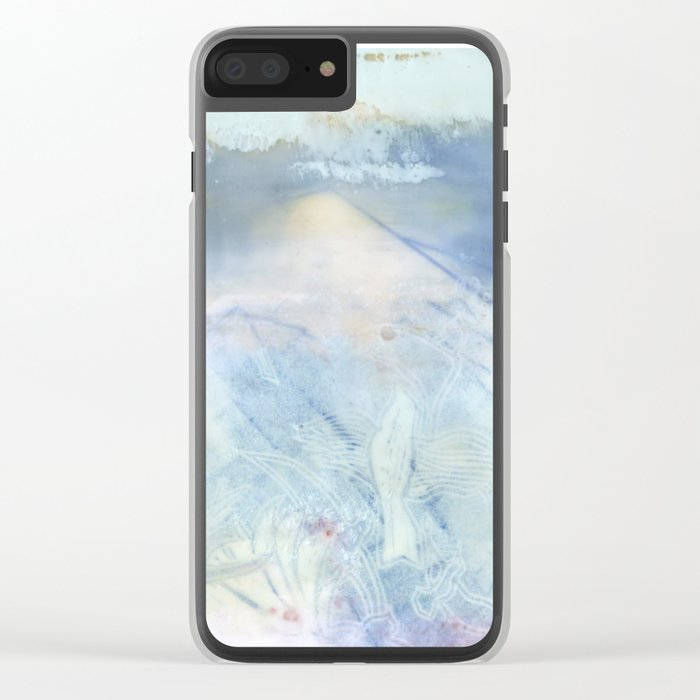 Two of a Kind (The Sweven Project) Clear iPhone Case