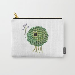 Poofy Plactus Carry-All Pouch