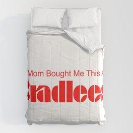 Bradlees Comforters