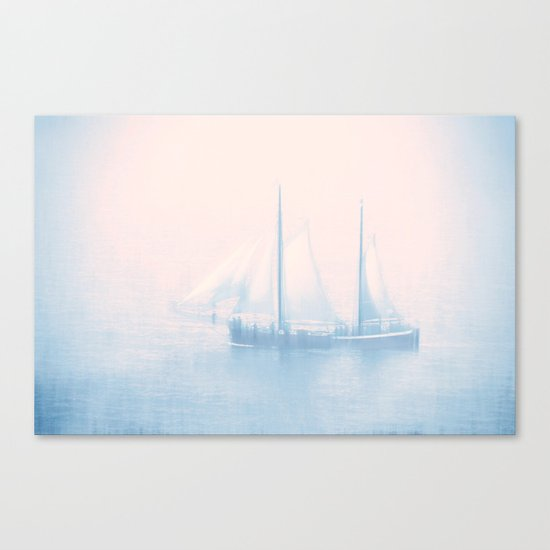 sail III Canvas Print