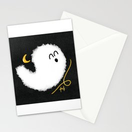 Happy Little Ghost I Stationery Cards