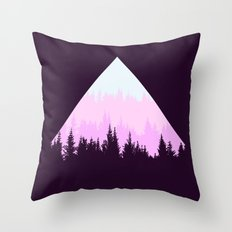 Twink Pink Throw Pillow
