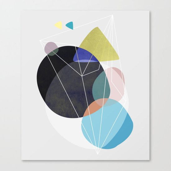 Graphic 173 Canvas Print