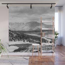 The Sierra Nevada: John Muir Wilderness, Sequoia National Park - California Wall Mural
