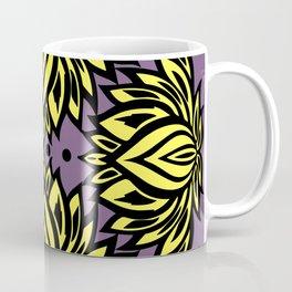 Waterlilies(purple background) Coffee Mug