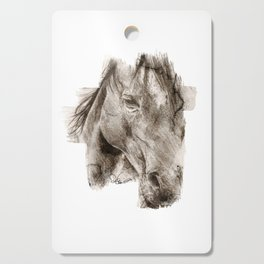 Horse Cutting Board