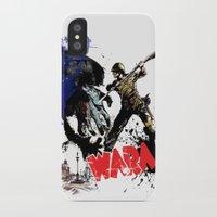 poland iPhone & iPod Cases featuring Poland Wara! by viva la revolucion