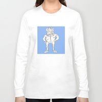 rocky Long Sleeve T-shirts featuring Rocky by Masonjohnson