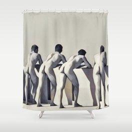 Harem Shower Curtain