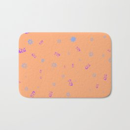 Flying butterlies Bath Mat