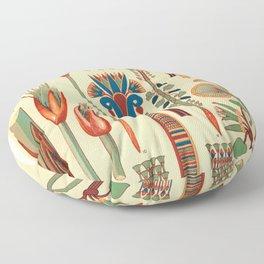 Owen Jones - Grammar of Ornament Floor Pillow
