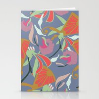 oriental Stationery Cards featuring Oriental  by Laura Sturdy