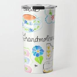 Grandmothers Travel Mug